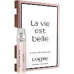 Lancôme Free La Vie Est Belle Eau De Parfum deluxe sample with brand fragrance purchase