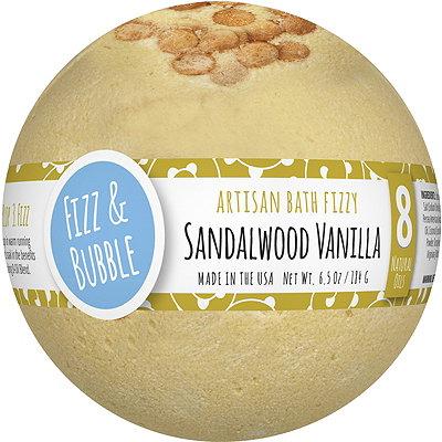 Fizz & BubbleSandalwood Vanilla Large Bath Fizzy