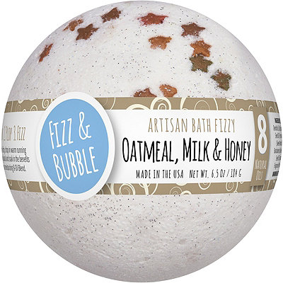 Fizz & Bubble Oatmeal%2C Milk %26 Honey Large Bath Fizzy