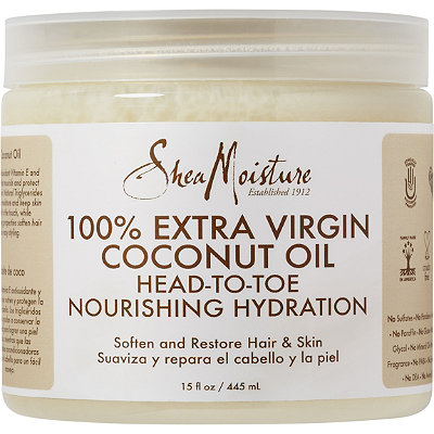 SheaMoisture 100%25 Extra Virgin Coconut Oil