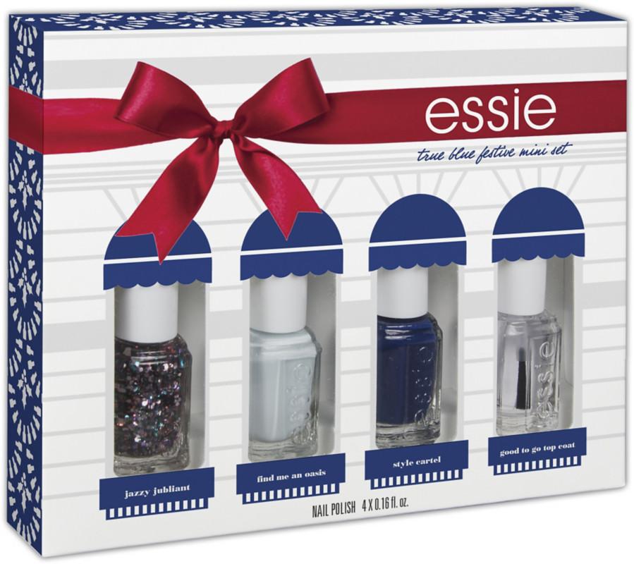 Check out Essie True Blue Festive Mini Set - ShopYourWay