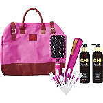 ChiUltra CHI Pink Argan Smooth Kit