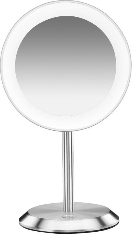 Satin Chrome LED Vanity Magnifying Mirror. Mirrors   Ulta Beauty