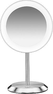 conair satin chrome led vanity magnifying mirror ulta beauty