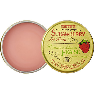 Rosebud Perfume Co.Online Only Smith's Strawberry Lip Balm Tin