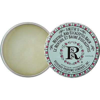 Online Only Menthol and Eucalyptus Balm Tin