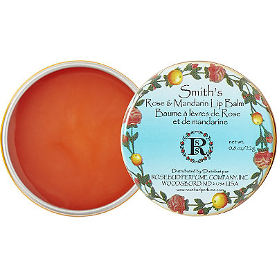 Rosebud Perfume Co.Online Only Rose %26 Mandarin Lip Tin