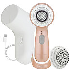 Soniclear Petite Rose Gold Antimicrobial Sonic Skin Cleansing Brush
