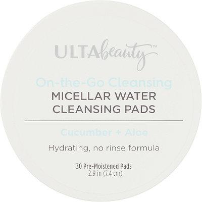 ULTAMicellar Water Cleansing Pads