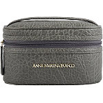 Anna Martina FrancoPebble Grain Medium Train Case