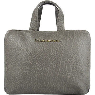 Anna Martina Franco Pebble Grain Carry-All Weekender