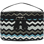 Anna Martina FrancoChevron Medium Train Case