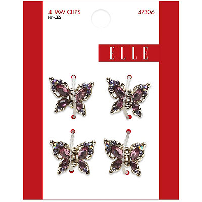 Mini Butterfly Jaw Clips