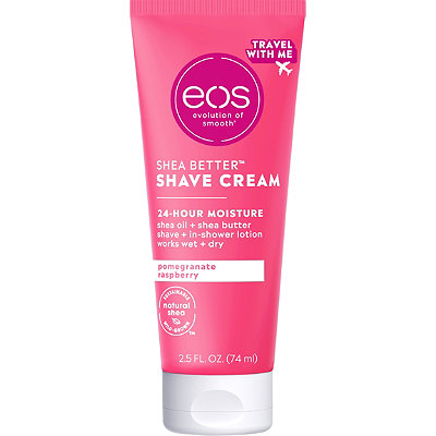 Eos Pomegranate Shave Cream