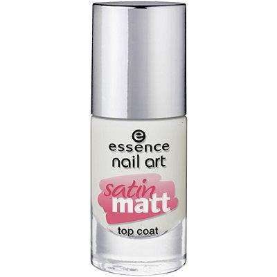 EssenceNail Art Satin Matt Top Coat