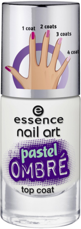 Nail art pastel ombr top coat ulta beauty prinsesfo Images