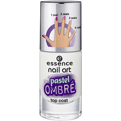 Essence Nail Art Pastel Ombr%C3%A9 Top Coat