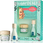 Benefit Cosmetics B.Right Deal! Skincare Set & $10 Off Benefit Brow Wax Certificate