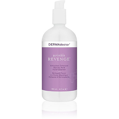 DermadoctorWrinkle Revenge Antioxidant Enhanced Glycolic Acid Facial Cleanser