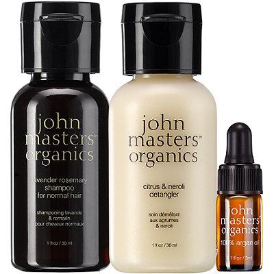 John Masters OrganicsSuper Natural Sample Collection
