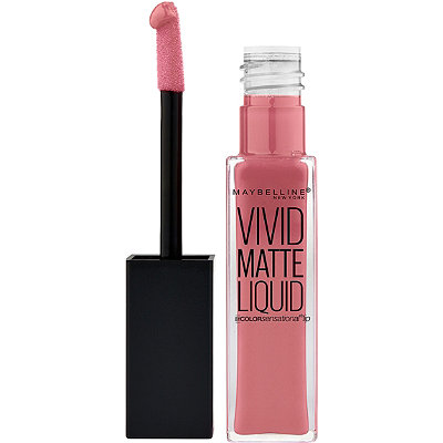 MaybellineColor Sensational Vivid Matte Liquid Lip Color