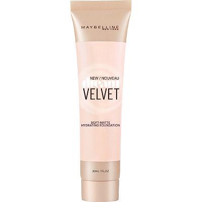 MaybellineDream Velvet Soft-Matte Hydrating Foundation