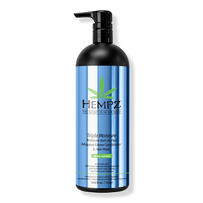 Triple Moisture Rich Herbal Whipped Crème Conditioner & Hair Mask