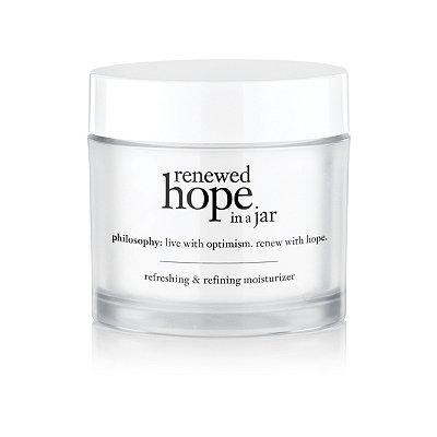 Renewed Hope In A Jar
