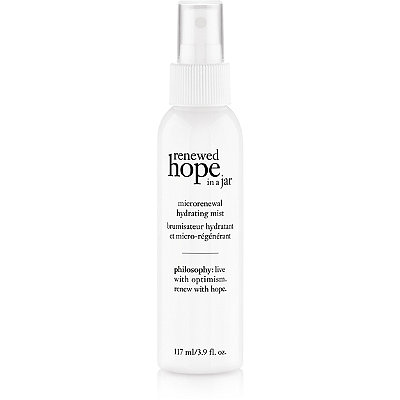 Philosophy Online Only Renewed Hope In Jar Micro-Renewal Hydrating Mist