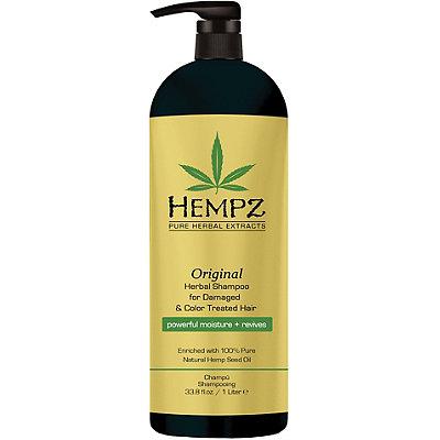 Original Herbal Shampoo for Damaged & Color Treated Hair