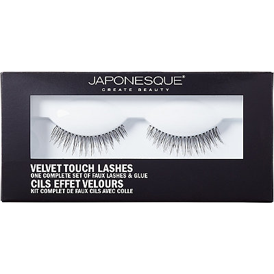 Japonesque Online Only Velvet Touch Lashes