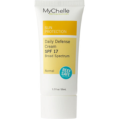 MyChelle Online Only Daily Defense Cream SPF 17