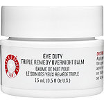 First Aid BeautyEye Duty Triple Remedy Overnight Balm