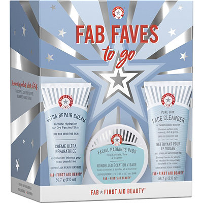First Aid BeautyFAB Faves to Go Kit