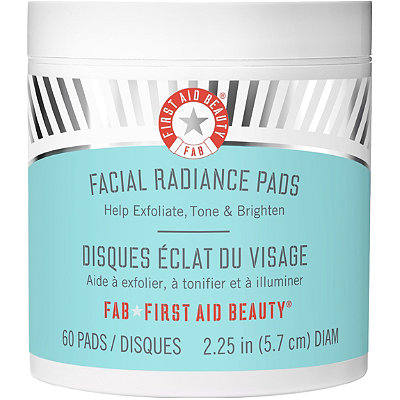First Aid BeautyFacial Radiance Pads