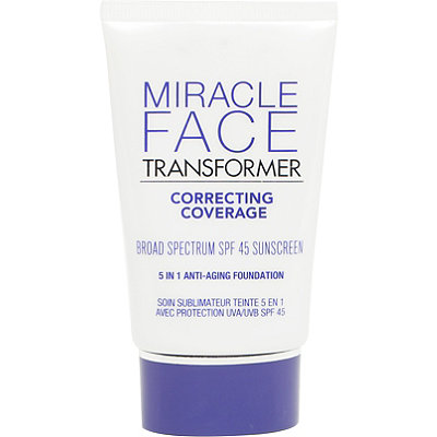 Miracle Skin TransformerOnline Only Miracle Face Transformer Correcting Coverage SPF 45