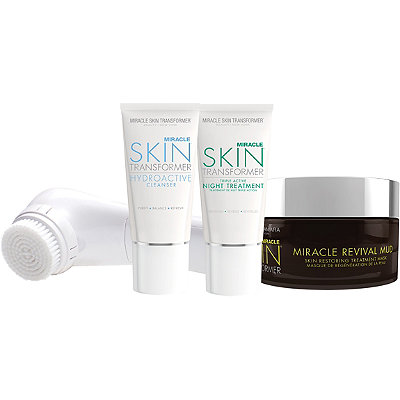 Miracle Skin Transformer Online Only Home Essentials Spa Kit