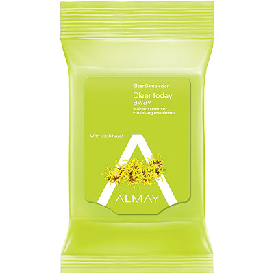 Clear Complexion Makeup Remover Towelettes
