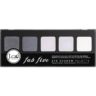 J.Cat BeautyOnline Only Fab Five Eyeshadow Palette