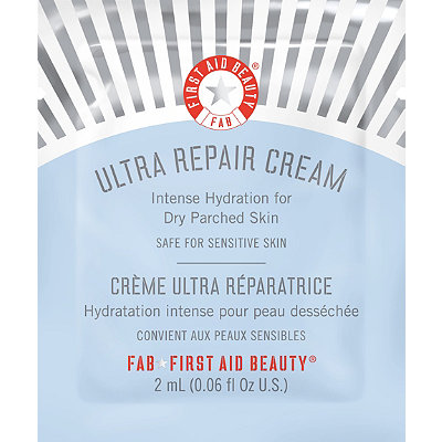 First Aid Beauty FREE Ultra Repair Cream packette w%2Fany %2435 First Aid Beauty purchase