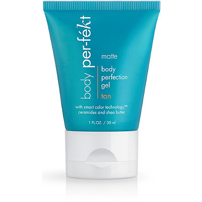 Online Only Travel Size Matte Body Perfection Gel