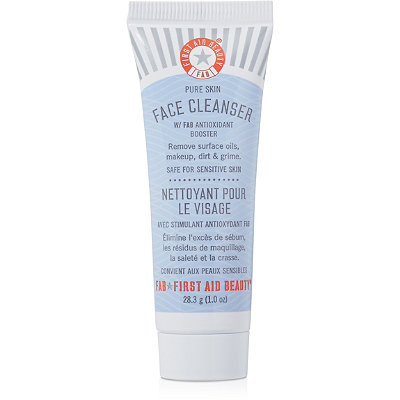 First Aid BeautyFREE sample Face Cleanser w/any $35 First Aid Beauty purchase
