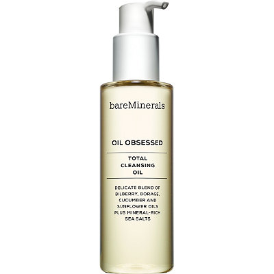 BareMineralsOil Obsessed Total Cleansing Oil