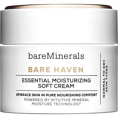 BareMineralsBare Haven Essential Moisturizing Soft Cream
