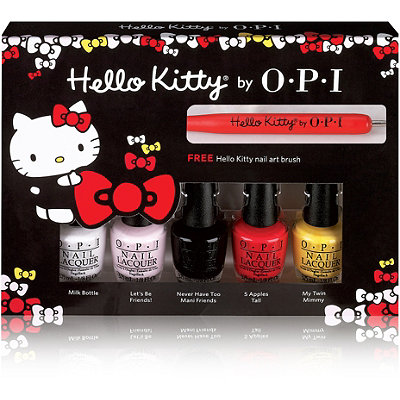 OPIMini 5 Pc Hello Kitty Friend Set