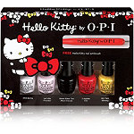 Mini 5 Pc Hello Kitty Friend Set
