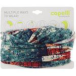 Capelli New YorkHead Wrap American Flag Ivory Combo