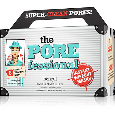 Benefit Cosmetics The POREfessional%3A Instant Wipeout Pore Cleansing Masks