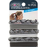 Everyday %26 Active Elastics Mixed