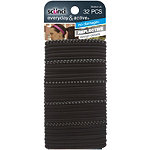 Everyday & Active Elastics No Damage Solid Black